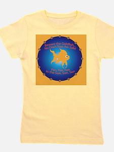Goldfish Pin Girl's Tee
