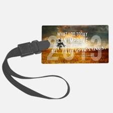 2013 What I Do Today Luggage Tag
