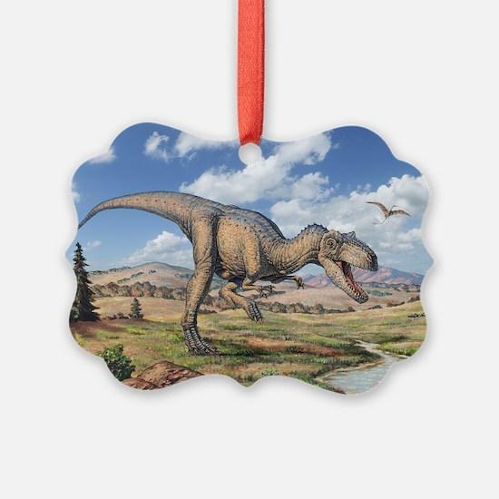 Allosaurus Ornament