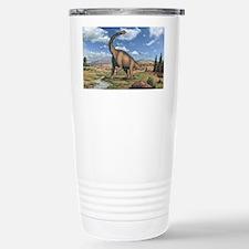 Brachiosaurus Stainless Steel Travel Mug
