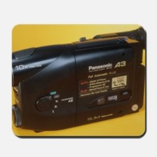 Camcorder Mousepad