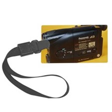 Camcorder Luggage Tag