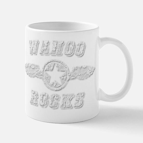 WAHOO ROCKS Mug