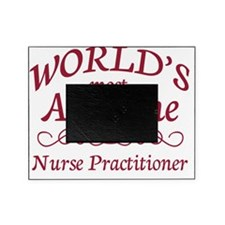 nurse practitioner Picture Frame