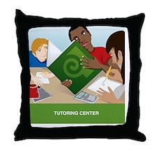 Mousepad Throw Pillow