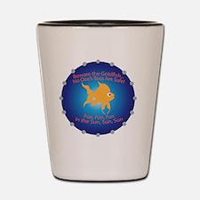 Goldfish Shot Glass
