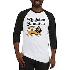 Kingston, Jamaica Baseball Jersey