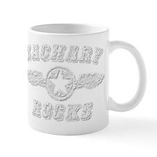 ZACHARY ROCKS Small Mug