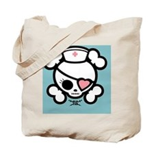 molly-rn-heart-BUT Tote Bag