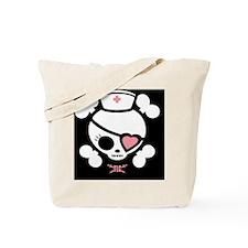 molly-rn-heart-OV Tote Bag