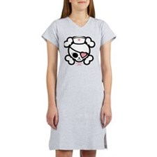 molly-rn-heart-T-png Women's Nightshirt