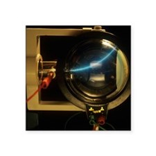 "Cathode ray tube Square Sticker 3"" x 3"""
