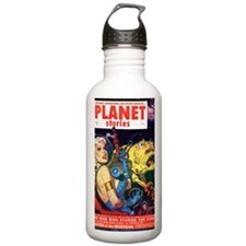 planet stories Sports Water Bottle
