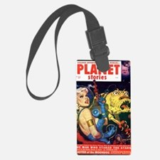 planet stories Luggage Tag
