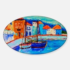 Chios Serving Tray Decal