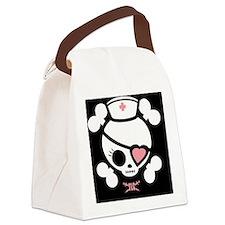 molly-rn-heart-OV2 Canvas Lunch Bag