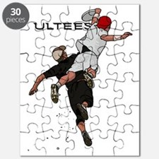 Bid over shoulder+Ultees Puzzle