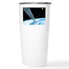 Carbon nanotube space e Travel Mug