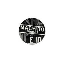 Machito Afro Cuban Orchestra Spanish H Mini Button