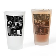 Machito Afro Cuban Orchestra Spanis Drinking Glass