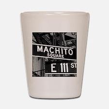 Machito Afro Cuban Orchestra Spanish Ha Shot Glass