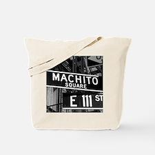 Machito Afro Cuban Orchestra Spanish Harl Tote Bag
