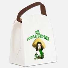 Fiddle dee dee Canvas Lunch Bag
