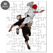 Bid over Shoulder Puzzle