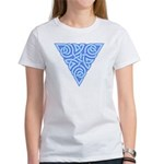 Serene Triangle Knot Women's T-Shirt