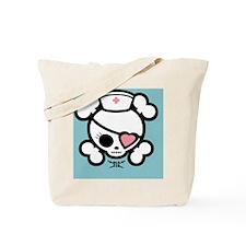 molly-rn-heart-CRDv Tote Bag