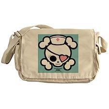 molly-rn-heart-PLLO Messenger Bag