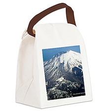 Mt. Saint Helens Canvas Lunch Bag
