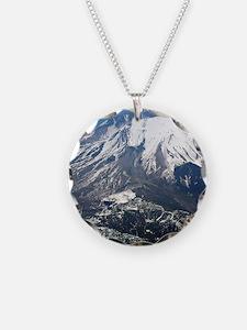 Mt. Saint Helens Necklace