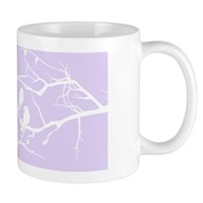 Love Birds in Lavender #2 Mug