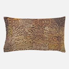Bas-relief Pillow Case