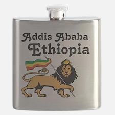 Addis Ababa, Ethiopia Flask