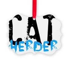 Cat Herder Ornament