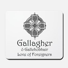 Gallagher Mousepad