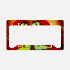 Love at first sight! License Plate Holder