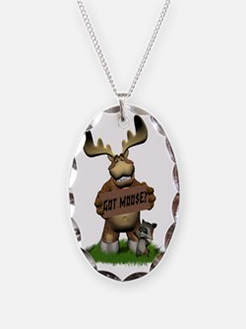 Got Moose 2 Necklace