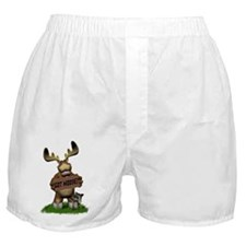 Got Moose 2 Boxer Shorts