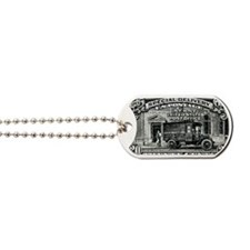 1925 United States Special Delivery Stamp Dog Tags