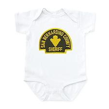 San Bernardino Sheriff Infant Bodysuit