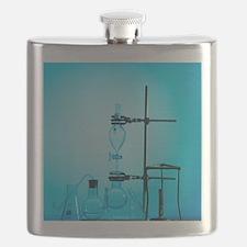 Chemistry apparatus Flask