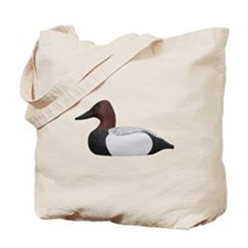 Canvasback Duck Decoys Tote Bag