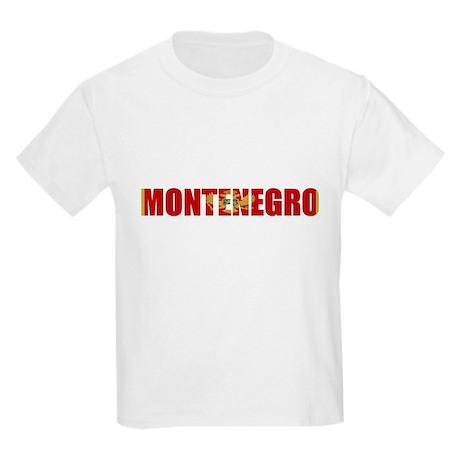 Montenegro Kids Light T-Shirt