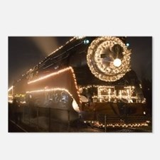 Holiday Train 1 Postcards (Package of 8)