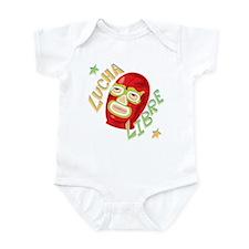 Lucha Libre Infant Bodysuit