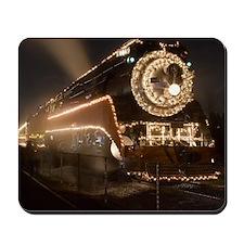 Holiday Train 1.08 Mousepad