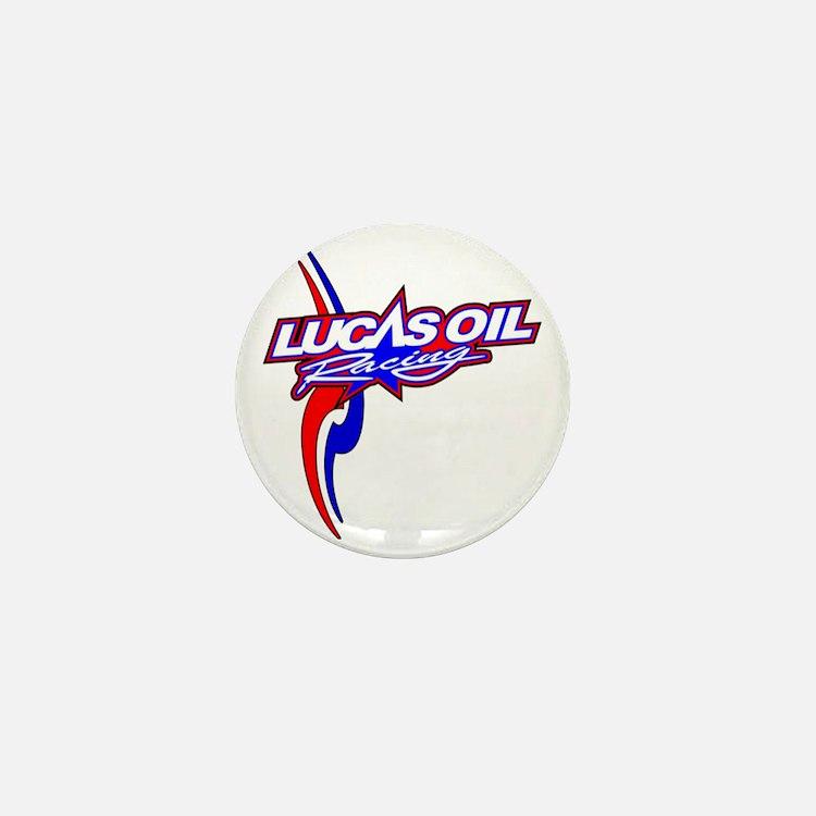 Lucas Oil Racing Mini Button